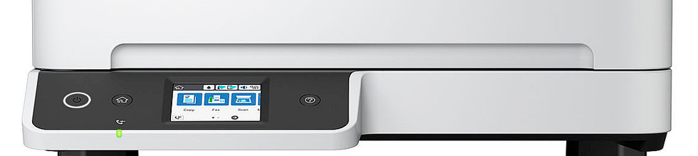 Epson WorkForce ST-M3000 control panel