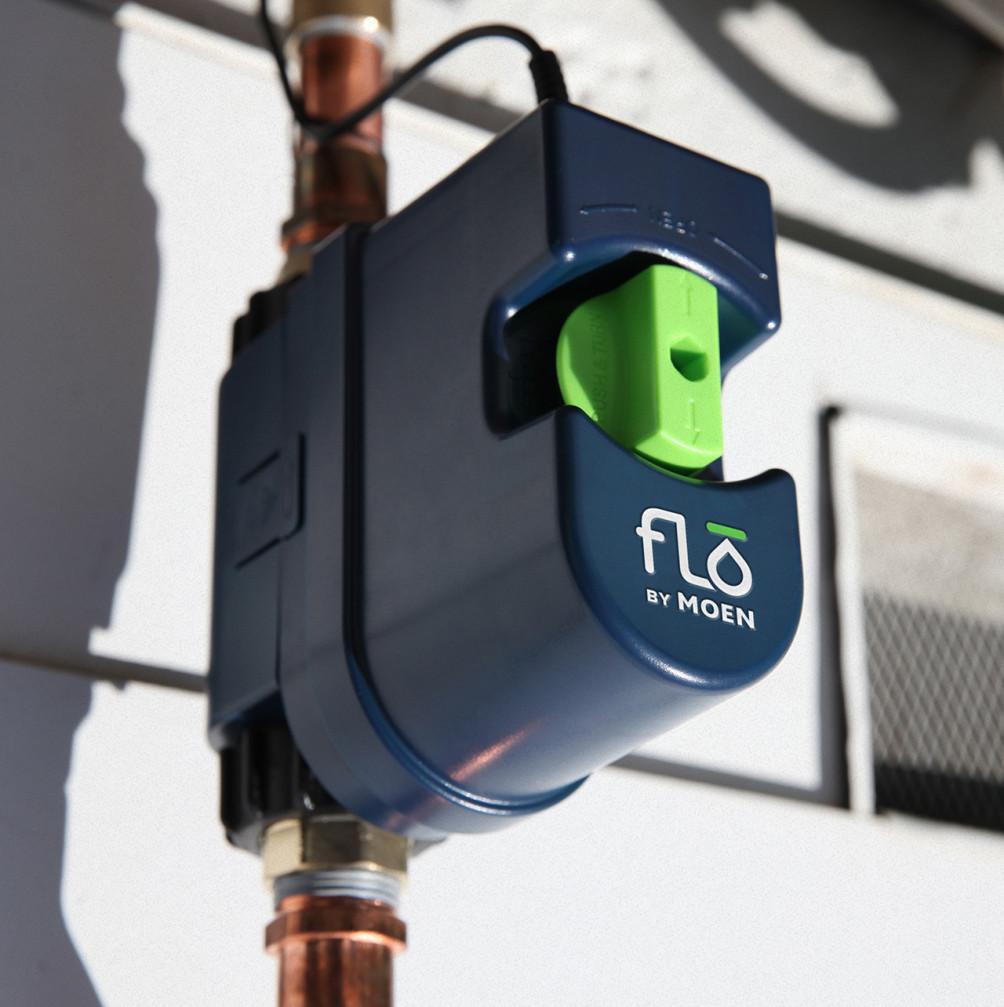 Flo by Moen Water Meter design