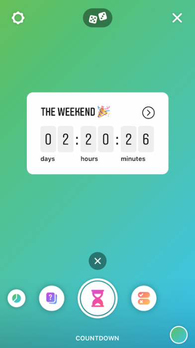 weekend countdown Story