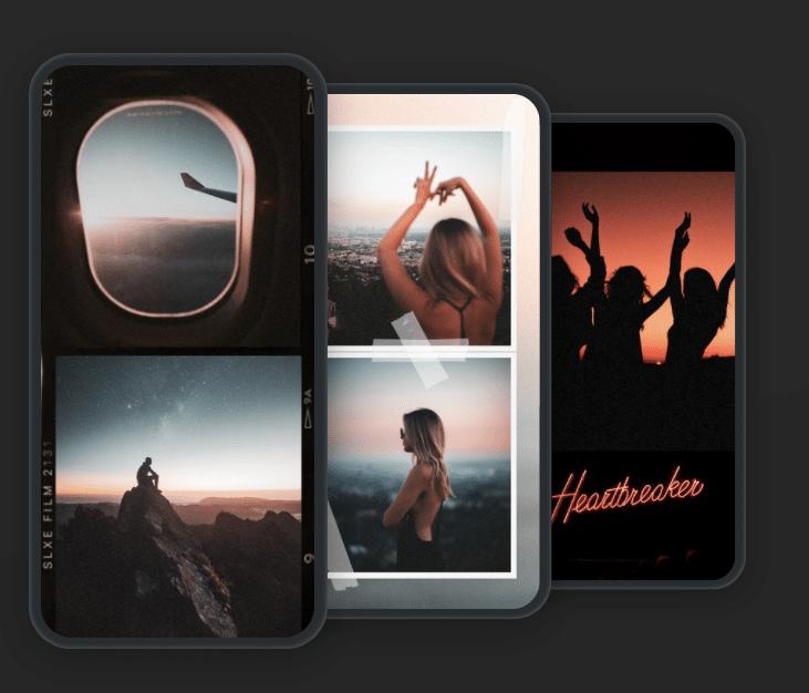 Instagram stories app storyluxe
