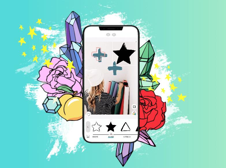 Instagram stories design kit