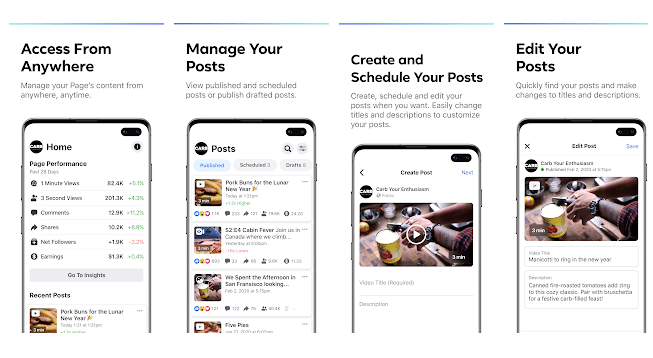 Creator Studio mobile app release