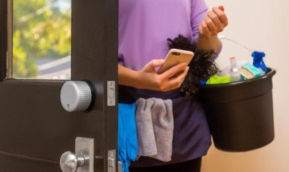 August Wi-Fi Smart Deadbolt Lock