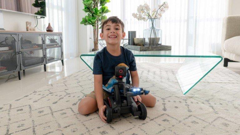 Nabot AI Trainable Robot