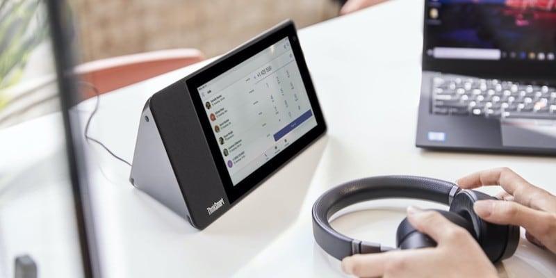 Lenovo ThinkSmart View Microsoft Teams Display