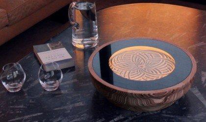 Sisyphus Industries Kinetic Art Table Hardwood Furniture