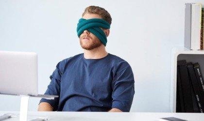 OSTRICHPILLOW LOOP Eye Mask Pillow