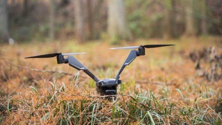 Zero Zero Robotics V-Coptr Falcon Bicopter Drone