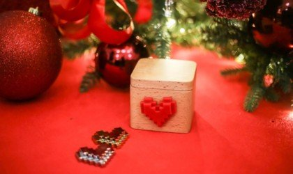 Lovebox Modern Love Note Messenger