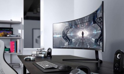 Samsung 34″ CF791 Curved Widescreen Monitor