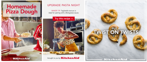 KitchenAid Social Media