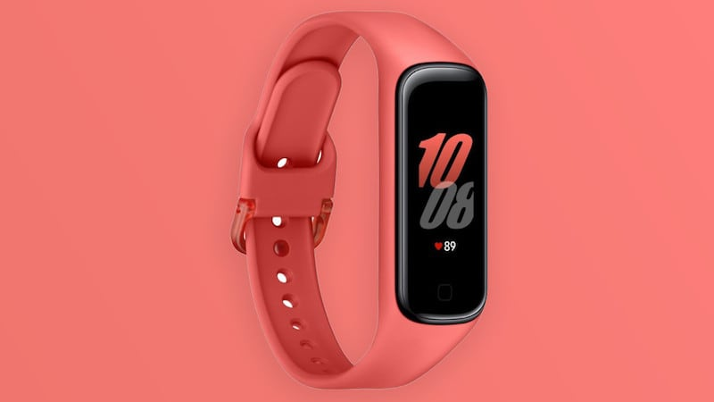Samsung Galaxy Fit2 Activity-Tracking Band