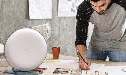 IQAir Atem Desk Personal Air Purifier