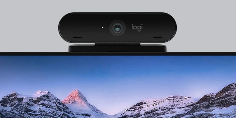 Logitech 4K Pro Magnetic Ultra HD Webcam