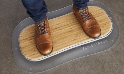 FluidStance The Level Balance Board for Standing Desks