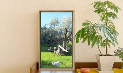 Atmorph Window 2 Smart Wall Scenery Display