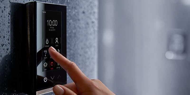 Kohler DTV+ Digital Shower Interface