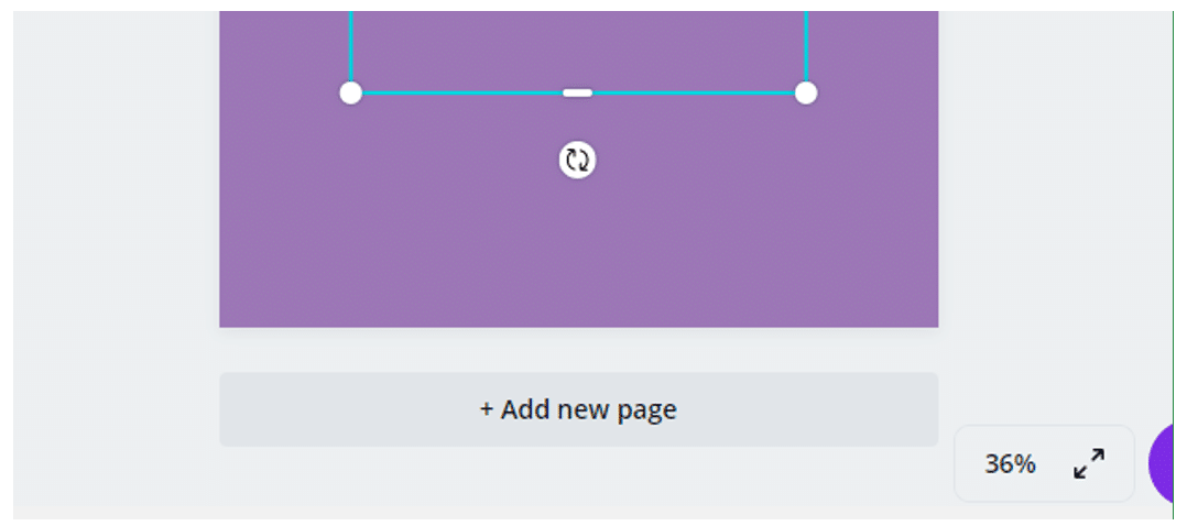 +Add a new page to replicate background