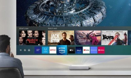 amsung 130 The Premiere 4K Smart Projector