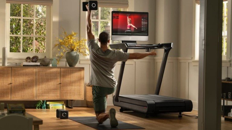 Peloton Tread Running Machine