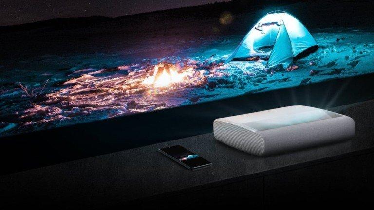 Samsung 130 The Premiere 4K Smart Projector