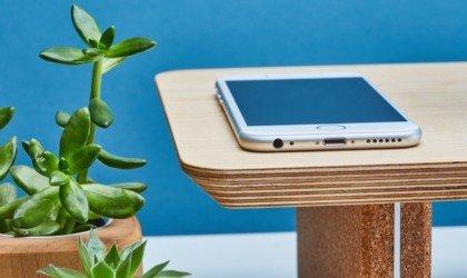 Grovemade Wood Desk Shelf System