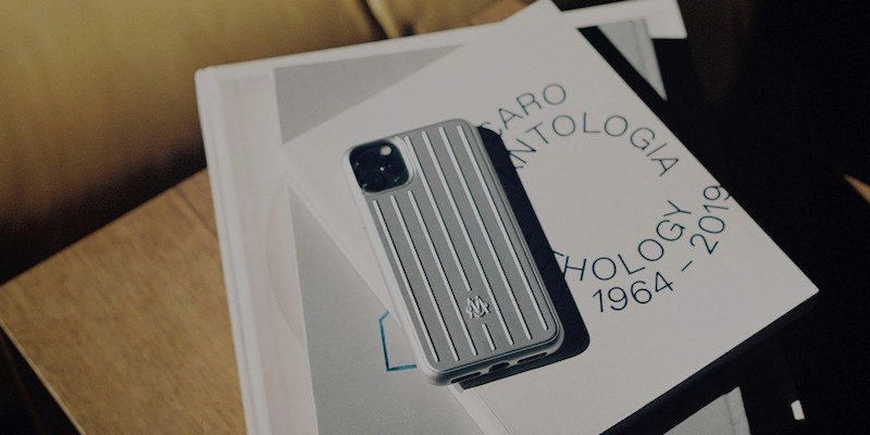 RIMOWA Collection of iPhone 12 Cases