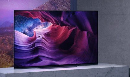 Sony A9S 4K OLED TV