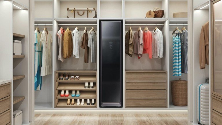 Samsung AirDresser garment-refreshing appliance