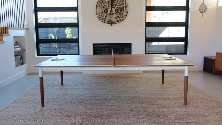 Sean Woolsey Studio Pong Springs ping pong table