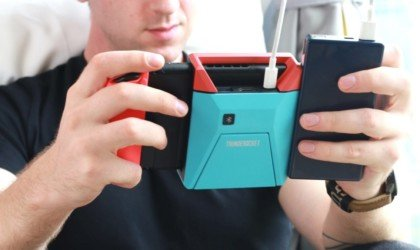 Switchblade Bluetooth Hub for Nintendo Switch