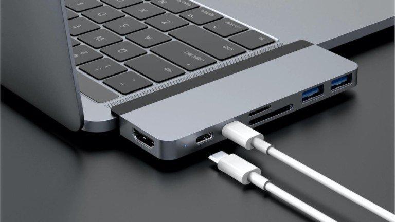 HYPER HyperDrive DUO MacBook USB-C Hub