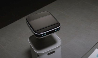 Samsung Bot Care robotic assistant