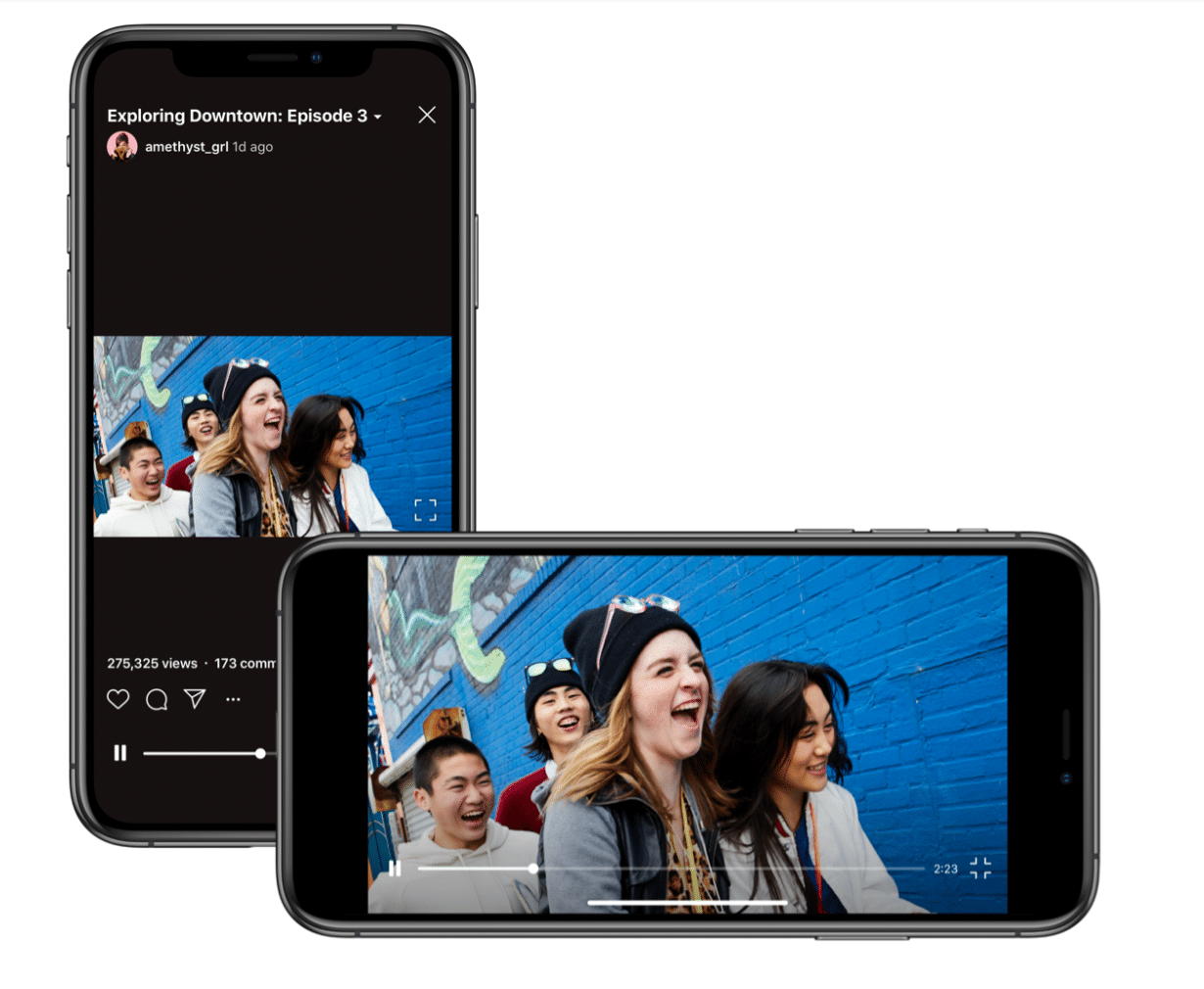 create videos for mobile orientation