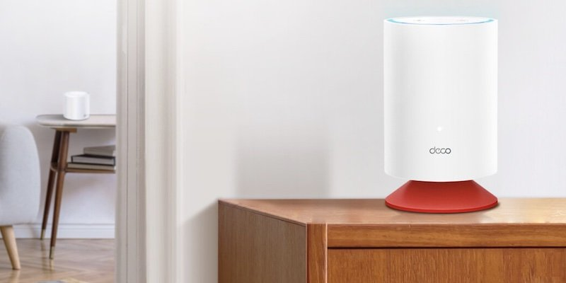 TP-Link Deco Voice X20 whole-home mesh Wi-Fi 6 system
