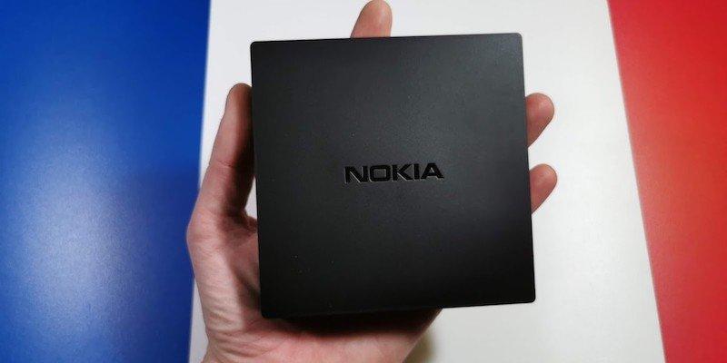 Nokia TV Streaming Box 8000