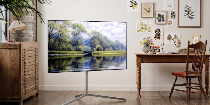 LG G1 Series OLED evo televisions