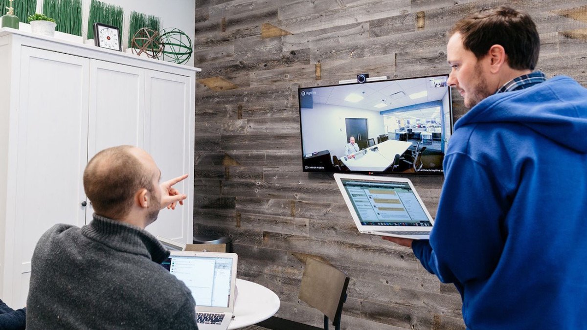 Highfive Video Conferencing Gadget