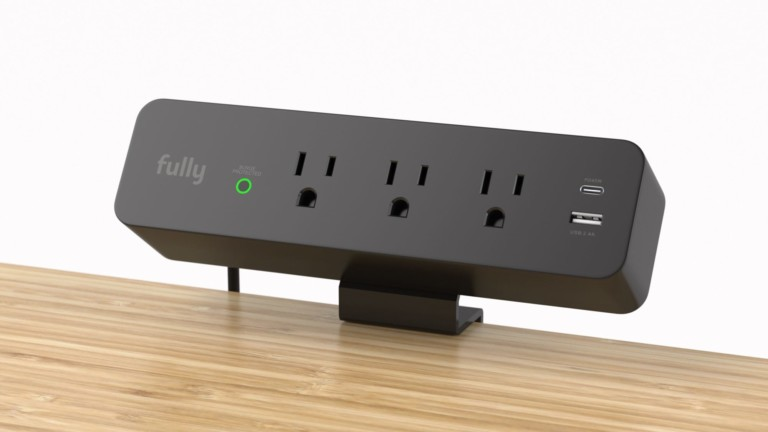 Fully Clamp-Mounted Surge Protector