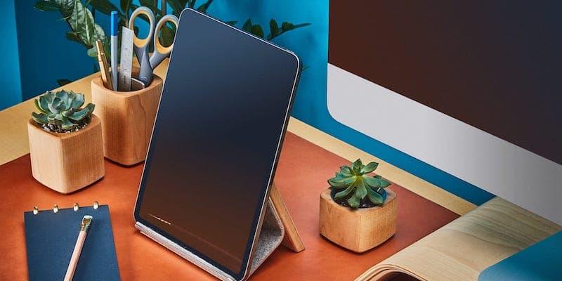 Grovemade Wood iPad Stand
