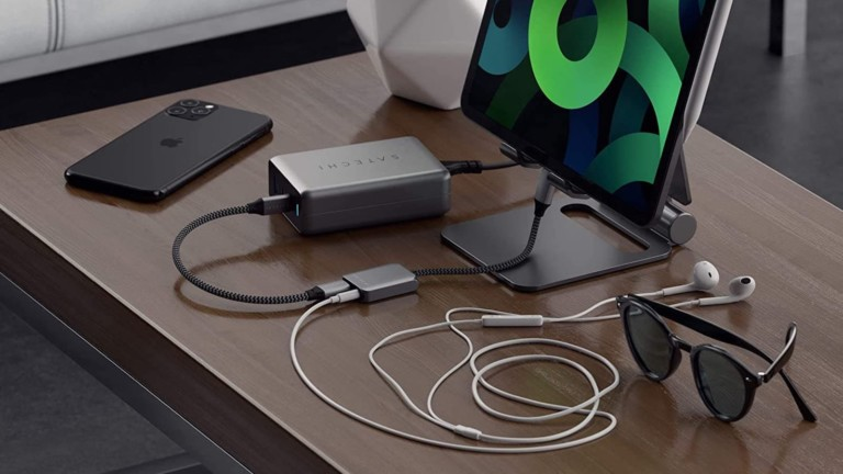 Satechi USB-C PD Audio Adapter