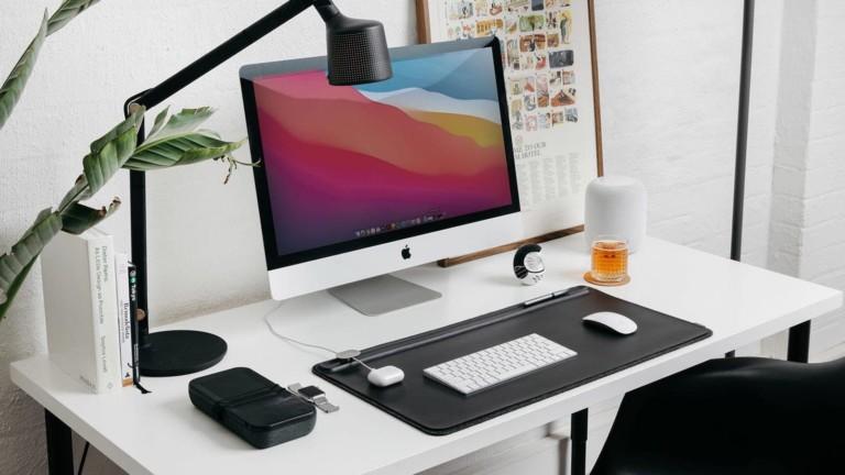 Orbitkey Desk Mat workspace organizer