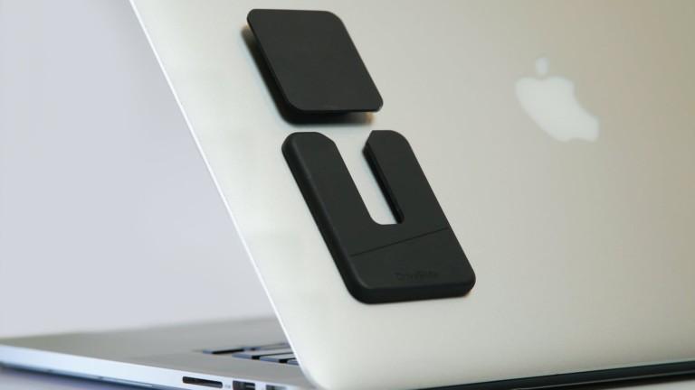 DriveSlide laptop attachment