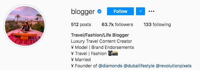 Blogger unique bullet points