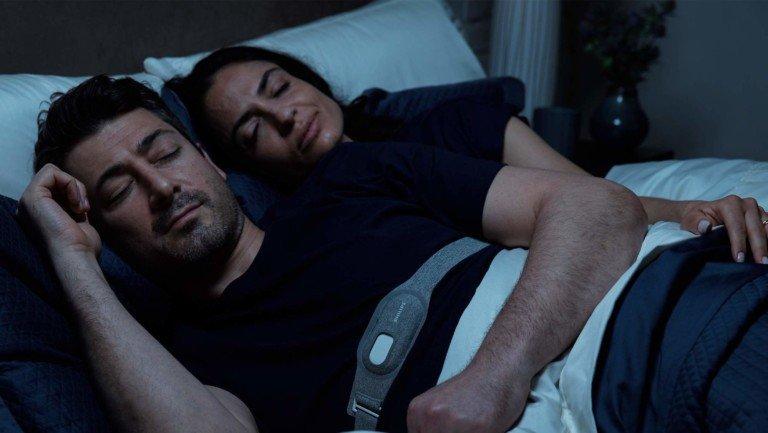 Philips SmartSleep Snoring Relief Band