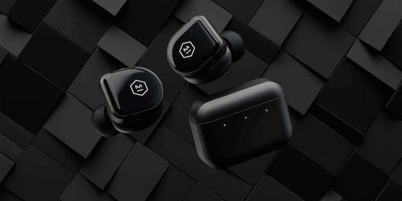 Master & Dynamic MW08 wireless earphones