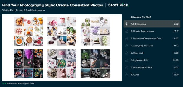 Find Your Photography Style by Skillshare