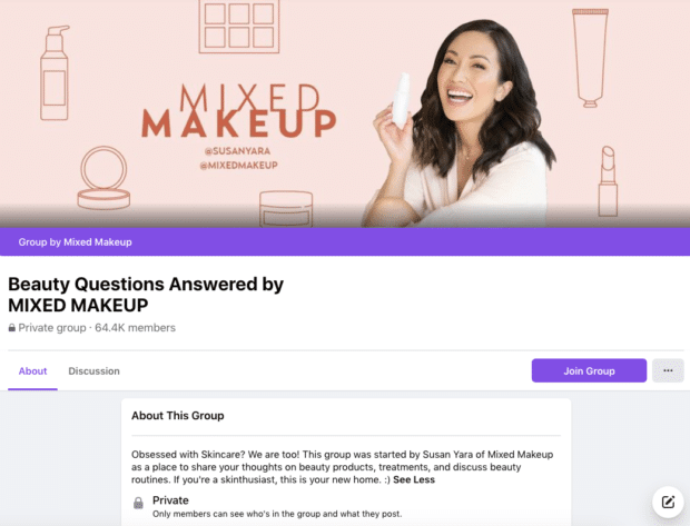 Mixed Makeup beauty questions answered