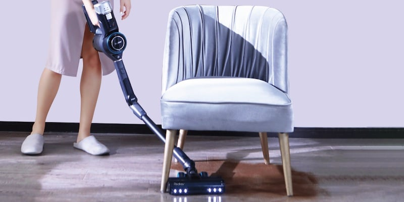 Redkey F10 foldable vacuum cleaner